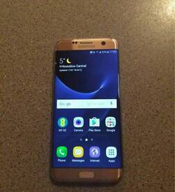 SAMSUNG S7 EDGE 32 GB GOLD COLOUR