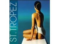 ST.TROPEZ MOBILE SPRAY TAN!!!