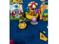Children's and babies toys