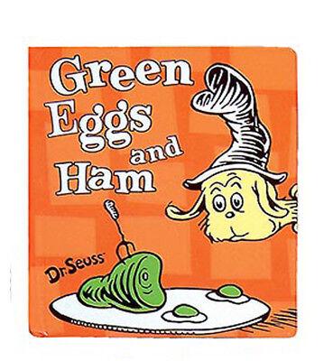 Dr Suess Green Eggs and Ham Mini Book Fits 18