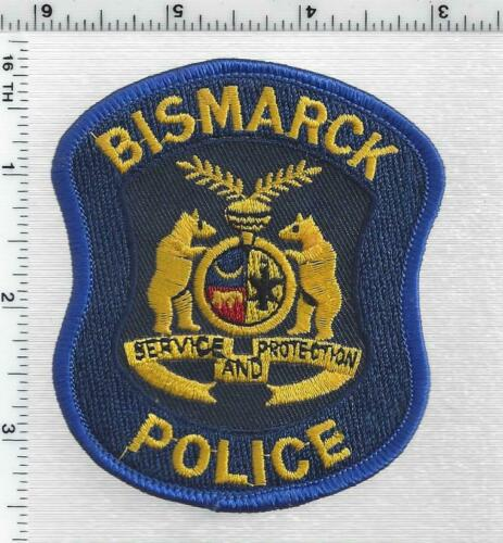 Bismarck Police (Missouri) 4th Issue Shoulder Patch