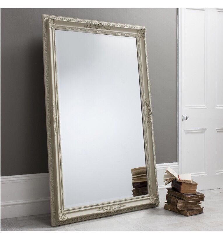 Very Large Mirror 6ft X 4ft Rox