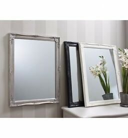 NEW Brighton mirrors silver black or white only £19 each