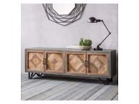 1 x Hudson Living Vincent Sideboard by Gallery Direct