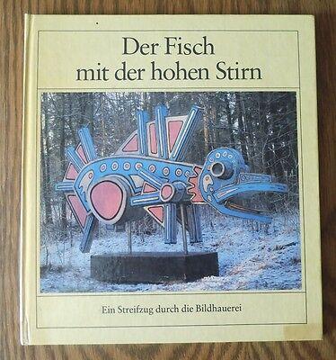 Der Fisch mit der hohen Stirn – Karla Bilang  DDR Bilderbuch Kinderbuch Sachbuch