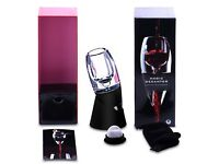 Wine Aerator Decanter With Base - Lovely Gift / Present - Brand New & Boxed