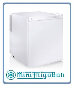 mini frigo bar da tavolo monoporta portatile piccolo bianco 46 litri per ufficio ebay. Black Bedroom Furniture Sets. Home Design Ideas