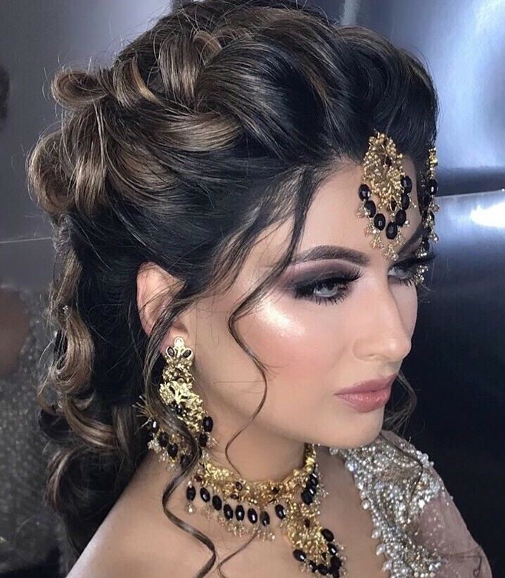 Asian Wedding Hairstyle: Asian Bridal Hair + Makeup Artist For All Your Occasions