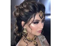 Asian Bridal Hair + Makeup Artist for all your occasions in Birmingham+solihull