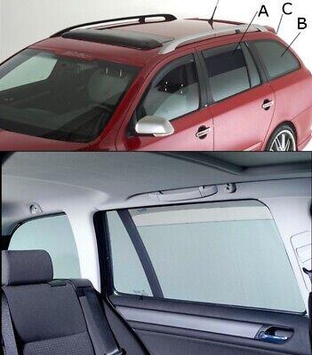 ClimAir Sonniboy Auto Sonnen Schutz 5 teilig Dacia Logan MCV 2005-2013