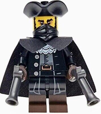 LEGO 71018 HIGHWAYMAN # 16 SERIES 17 MINIFIGURES NEW RETIRED ORIGINAL 2017 WEST
