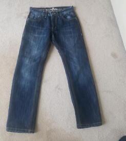 Mish mash designer jeans