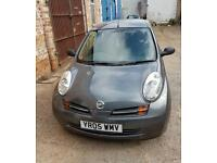 Nissan Micra 1.2 low miles 1 owner