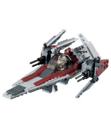 Lego Star Wars 6205 - V-Wing Fighter (Unboxed)