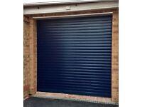 Automatic Roller shutter garage doors