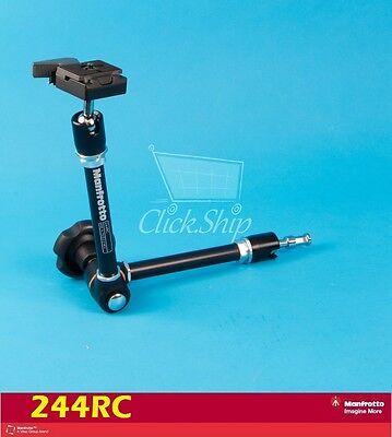 Manfrotto 244RC Variable Fricción Brazo Articulado Con Quick Release Cámara