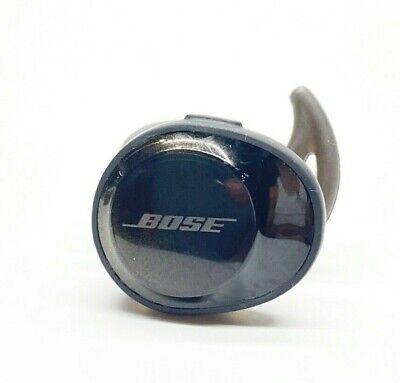 Bose Soundsport Free Wireless Replacement Black Earbud OEM - (Left Side)