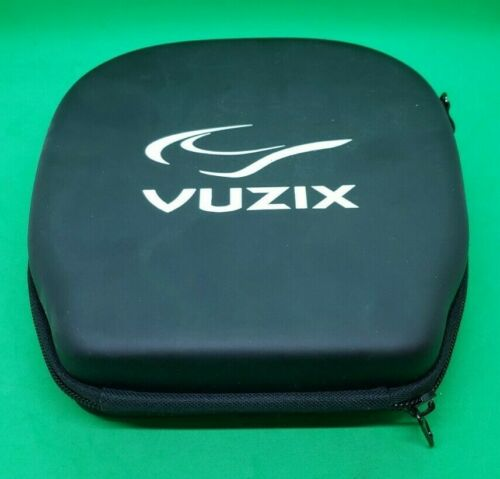 Vuzix Star 1200 Augmented Reality AR Smart Glasses w/Travel Case and Accessories