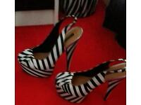 Size 5 river island heels