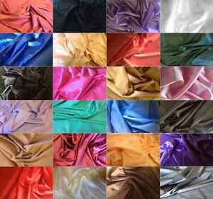 Anti-Static-Dress-Lining-Fabric-Material-150cms-wide-Wedding-Prom-Brides-Dress