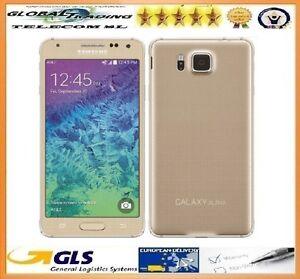 SAMSUNG-GALAXY-ALPHA-G850F-LTE-32GB-ORO-DORADO-USADO-GRADO-A-PERFECTO-ESTADO