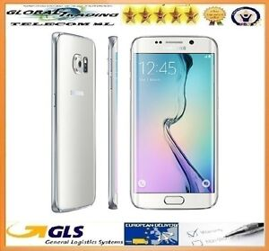 TELEFONO-SAMSUNG-GALAXY-S6-EDGE-SM-G925F-32GB-BLANCO-PERFECTO-ESTADO-GRADO-A