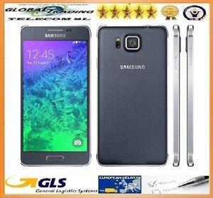 TELEFONO-SAMSUNG-GALAXY-ALPHA-G850F-4G-32GB-GRIS-CENIZA-IMPECABLE-GRADO-A