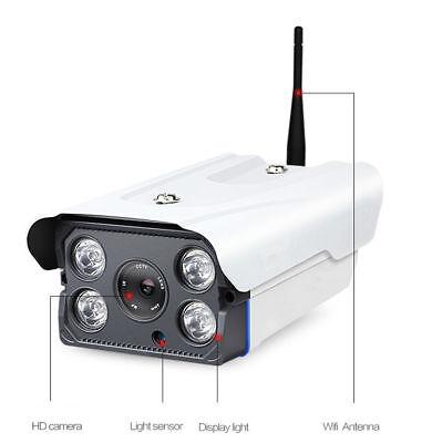 Wireless WiFi 1080P HD Indoor Outdoor IP Network Security CCTV Camera P2P IR-Cut