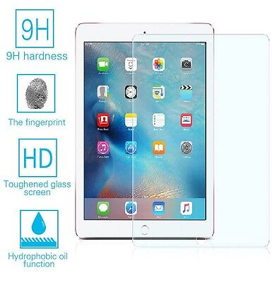 Premium Tempered Glass HD Screen Film Guard Protective For Apple iPad Pro 10.5""