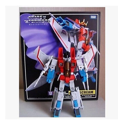 Transformers MP-11 Starscream Masterpiece Figure In Stock TAKARA TOMY G1 TOY
