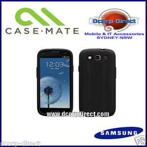 GENUINE-Case-Mate-Tough-Case-for-Samsung-Galaxy-S3-GT-i9300-Black-Black