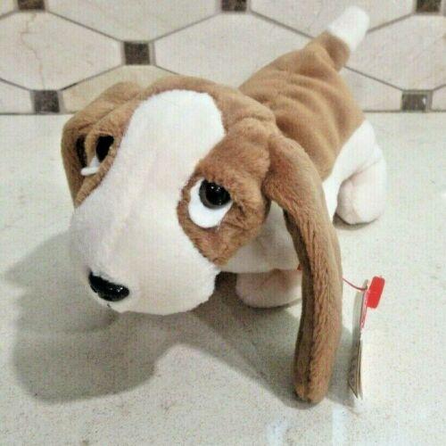 Ty Beanie Baby Tracker the Dog DOB June 5, 1997 MWT