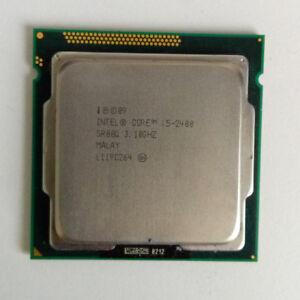 Intel Core i5 2400 3.1GHZ Quad Core CPU Processor LGA1155