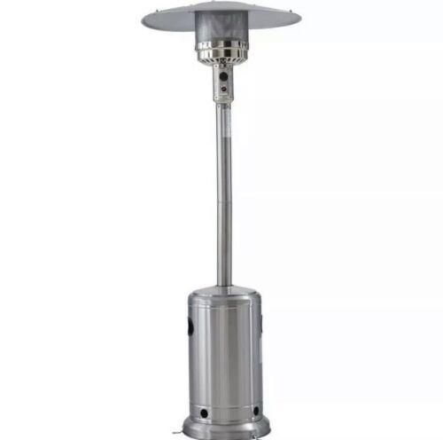 48000 BTU Patio Heater Stainless Steel Outdoor Heating Propa