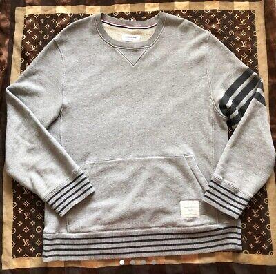 Thom Browne S/S 2013 Sweatshirt Size 5