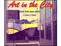 Art in the City at The Arches Project