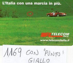 NUOVA MAGNETIZZATA GOLDEN 1169 (C&C F 3280) MIGLIA CON PUNTO GIALLO VEDI FOTO - Italia - L'oggetto può essere restituito - Italia