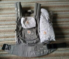 ↪️ Ergobaby Galaxy baby carrier ↩️