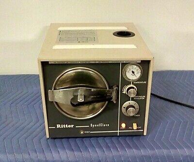 Midmark Ritter Speedclave Autoclave Sterilizer