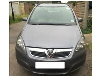 VAUXHALL ZAFIRA 2006 PETROL 1.6 BREAKING FOR PARTS/SPARES !!!