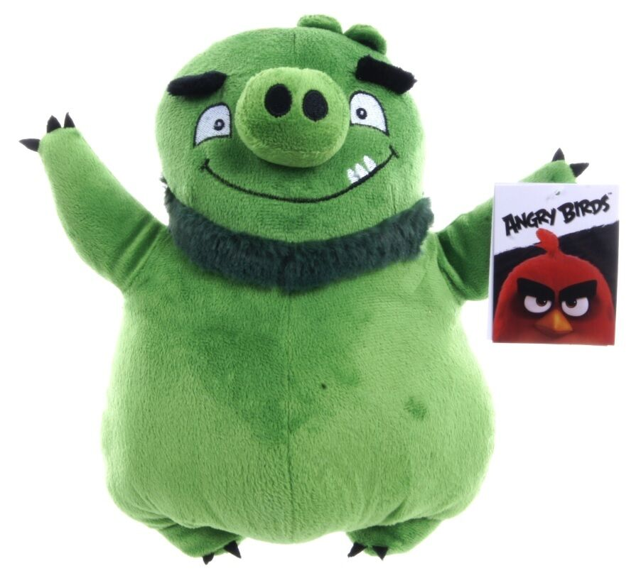 New official 12 5 angry birds the movie plush soft toy angry bird collection ebay - Angry birds toys ebay ...