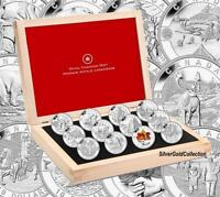 RCM-Piece monnaie O canada 2013-12 silver coins series