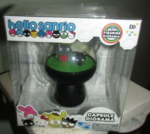 Hello Sanrio Chococat Capsule Diorama Toynami NEW