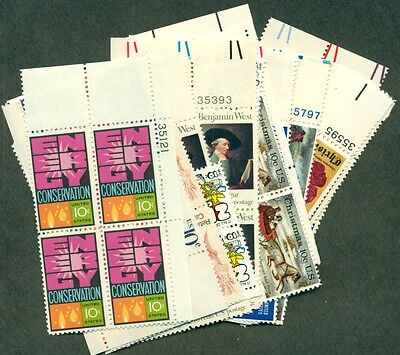 U.S. DISCOUNT POSTAGE LOT OF 100 10¢ STAMPS, FACE $10.00 SELLING FOR $7.50!
