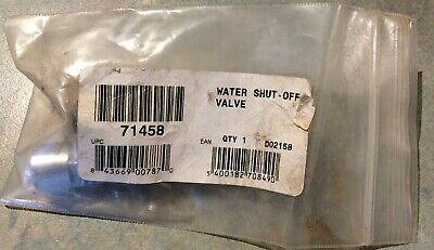 Ics Concrete Chain Saw 633gc Water Shut-off Valve - Part 71458
