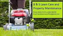 B & S Lawn Care and Property Maintenance Deception Bay Caboolture Area Preview