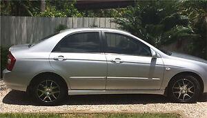 2005 Kia Cerato Sedan Alawa Darwin City Preview