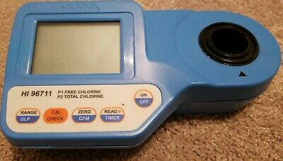 Hanna Instruments Hi 96711 Water Portable Photometer Colorimeter