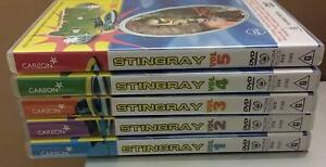 Stingray - Complete Series Golden Grove Tea Tree Gully Area Preview
