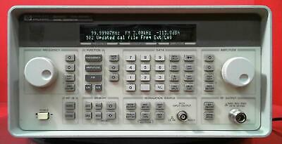 Hp - Agilent 8648c 3847u02362 Synthesized Signal Generator 9 Khz To 3200 Mhz